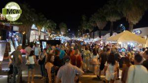 Where a Celiac Can Eat in Palm Springs Village Fest Street Fair